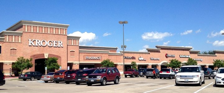Shopping Center in Pearland, Texas