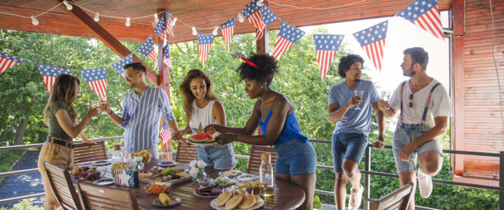 Find Exciting Fourth of July 2021 Celebration Ideas in Pearland at Cullen Crossing